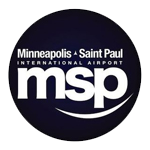 MSP Airport logo